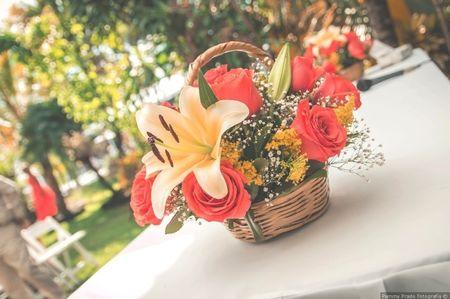 15 centros de mesa para boda en primavera