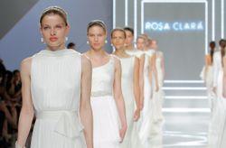 Rosa Clar� abre la BBFW con sus vestidos de novia
