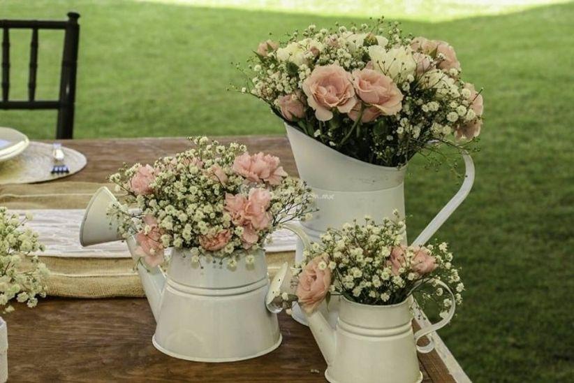 Toques de color para tu boda - bodas.com.mx