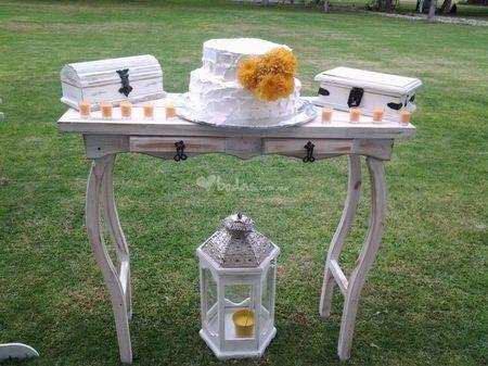 Toques de color para tu boda