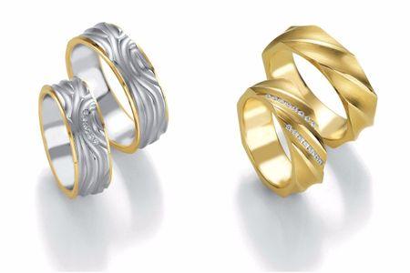 Eligiendo tus anillos de boda