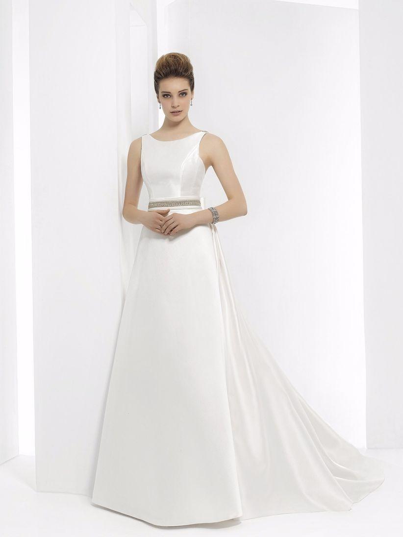 Vestidos para segundas nupcias - bodas.com.mx