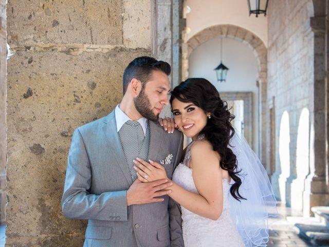 """""""Eres la casualidad más hermosa que he tenido"""": la boda de Ramón y Andrea en Tlaquepaque, Jalisco"""