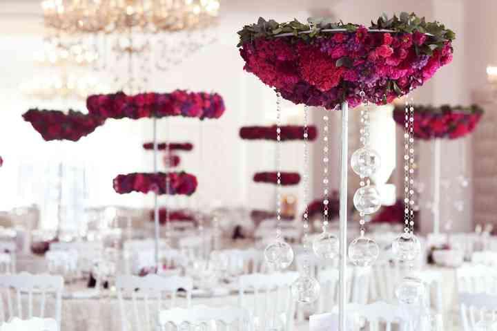13 ideas para tu boda en rojo y blanco   bodas.com.mx