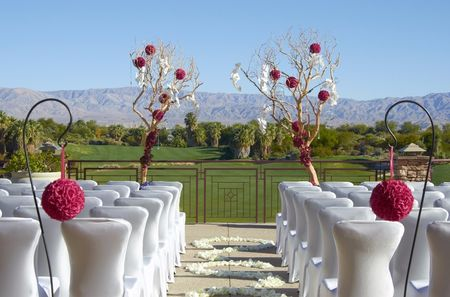 13 ideas para tu boda en rojo y blanco