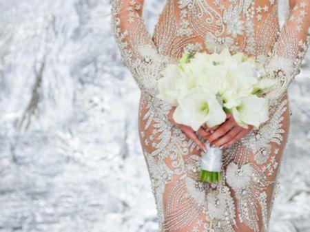 20 vestidos 2017 para novias sexys