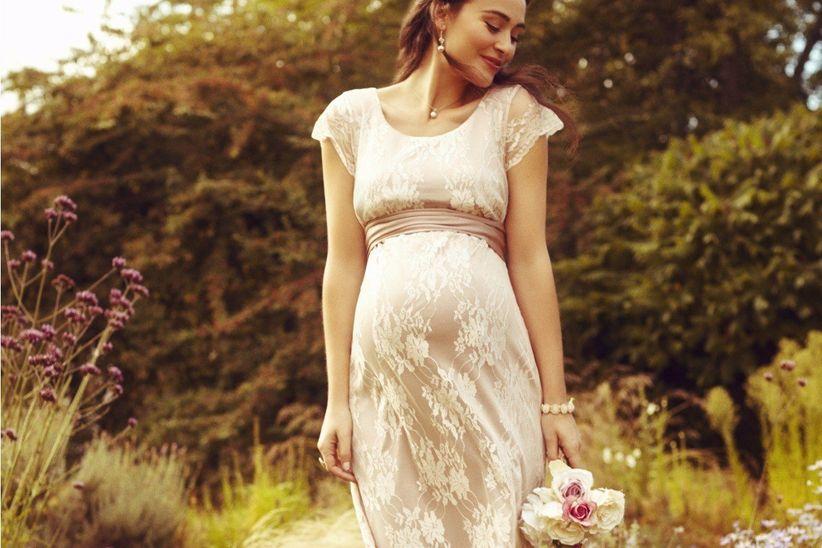 Donde comprar vestidos de fiesta embarazadas