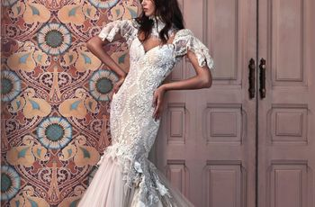 100 vestidos de novia corte sirena: verdades, mitos y tips para lucirlos