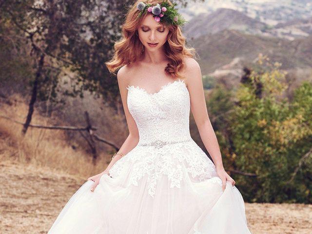 80 vestidos de novia corte princesa para coronar tu boda