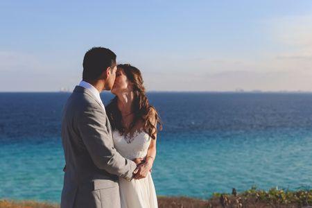 En el amor no existen fronteras: la boda de Gabriel y Magaly