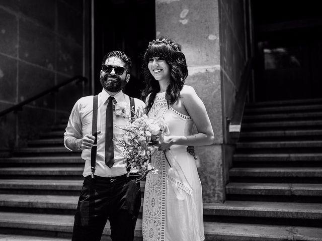 La boda de Totoi y Dia