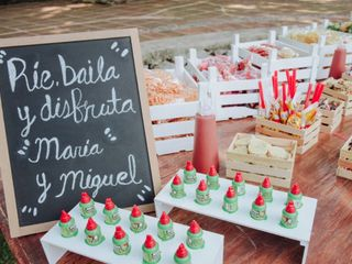 Mesa de dulces mexicanos para boda: 45 ideas para ver y comer