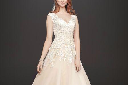 """Una colección """"diseñada"""" por y para las novias: lo último de David's Bridal"""