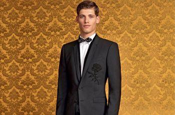 Entre lo estrambótico y lo clásico: la nueva colección 2017 de Dolce & Gabbana para novio