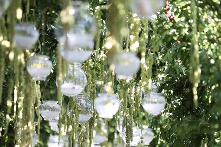 7 ideas de decoración colgante para su boda