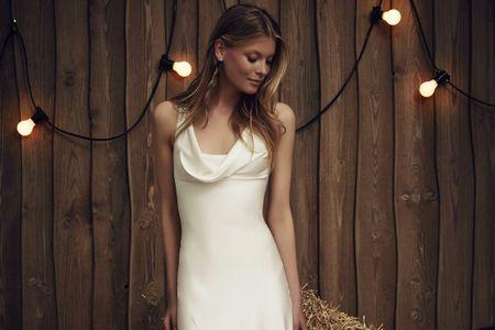 Los increíbles vestidos de novia de la nueva colección 2017 de Jenny Packham