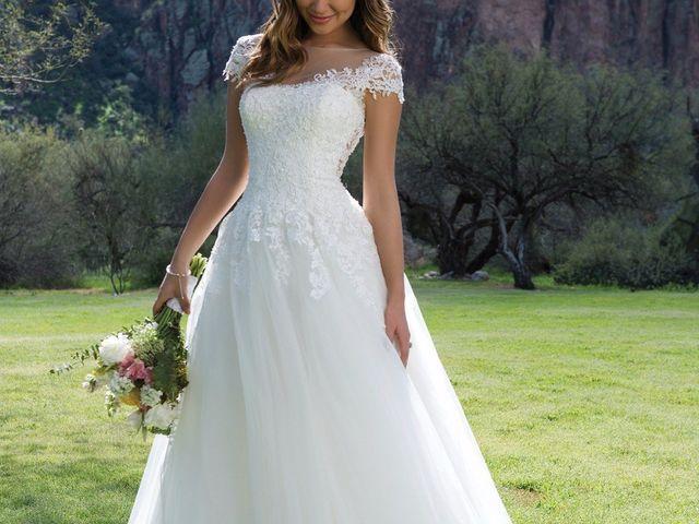 Vestidos de novia Sweetheart 2018: dulzura clásica para todas