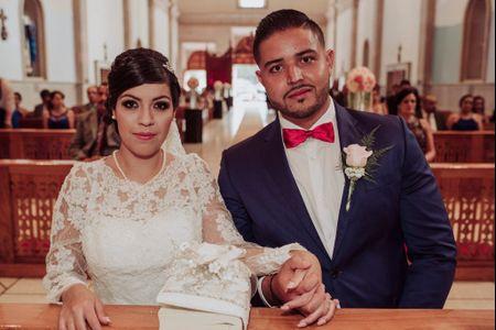 Cuando amor es todo lo que necesitas: la boda de Óscar y Diana