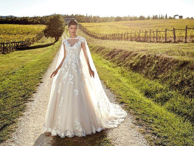 100 vestidos de novia 2019 que necesitas ver si te casas este año