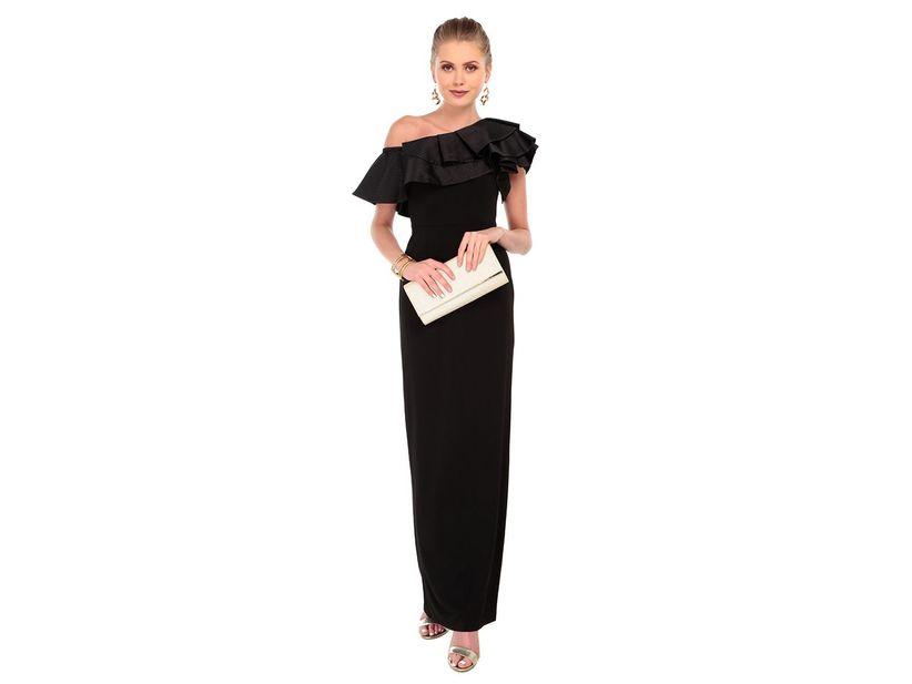 Vestido Largo De Fiesta Sears Vestidos Largos Mujer