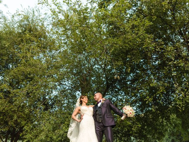 La boda de Hiram y Gabriela: mucho baile... y algún susto