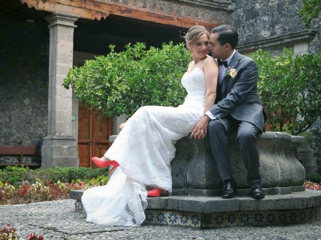 Amigos camino al altar: la boda de Roberto y Gabriela