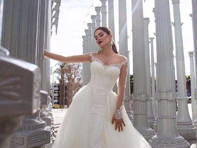 Vestidos de novia Pollardi 2018: colección Hollywood