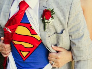 Ideas para una boda friki