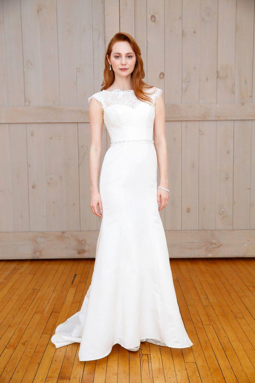 0c3f9cc61 Vestidos de novia David s Bridal 2018  uno para cada tipo de mujer ...