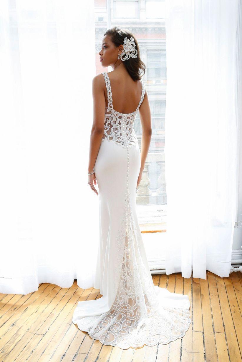 b9831b247 Vestidos de novia David s Bridal 2018  uno para cada tipo de mujer ...