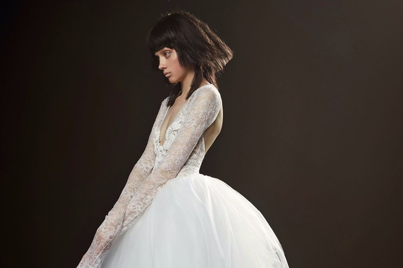 Vestidos De Novia Vera Wang 2018 Romanticismo Grunge