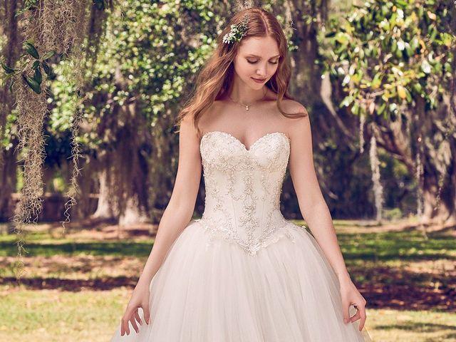 Vestidos de novia Maggie Sottero 2018: tres firmas para estilos muy diferentes