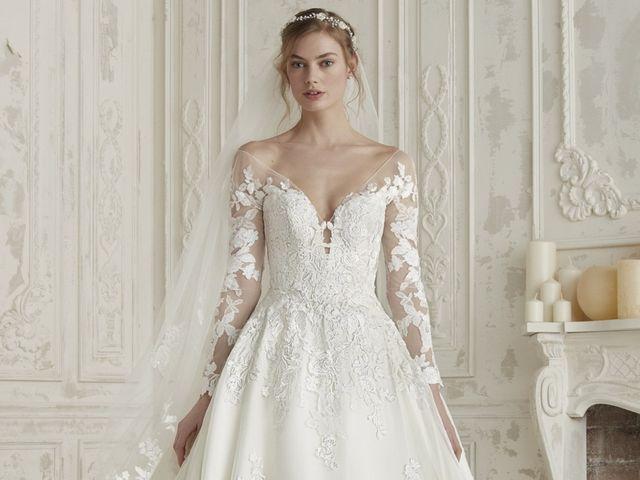 Vestidos de novia Pronovias 2019: diseñados para enamorar a todas