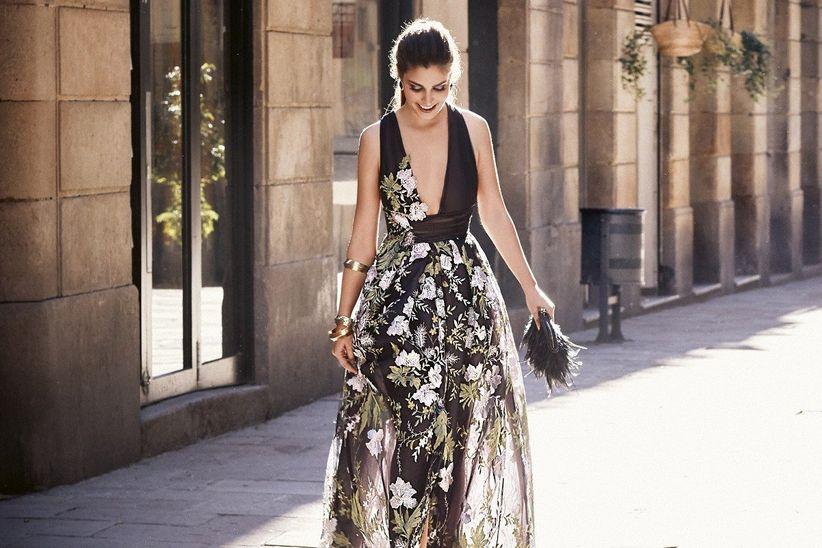 100 Imágenes De Vestidos De Noche Tendencias Que Te Harán