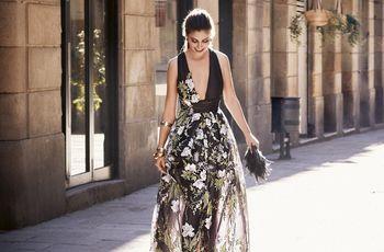 100 imágenes de vestidos de noche: tendencias que te harán brillar