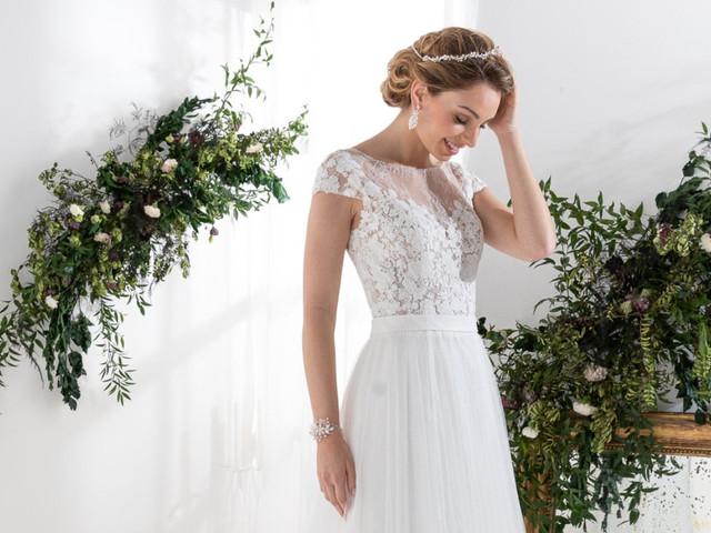 Conoce la colección de vestidos de Novia de Eglantine Créations 2021