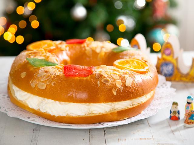 ¿Rosca de Reyes en la mesa de dulces para boda?