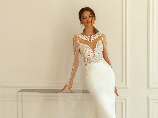 Vestidos de novia Woná Concept 2021: marca tendencia en tu paso por el altar