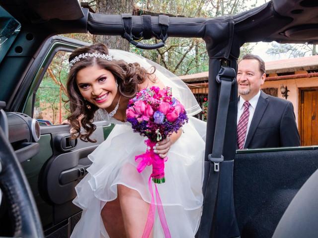 Cómo elegir al chofer de la boda: los 5 factores clave