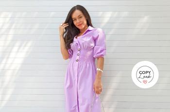Inspírate con los outfits de Gaby Gómez: ¡5 looks de fiesta para invitadas!