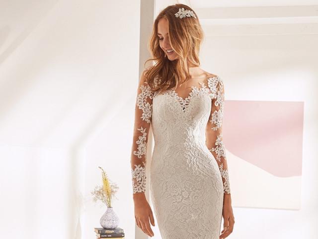 Vestidos de novia White One 2019: una colección para todas las tallas