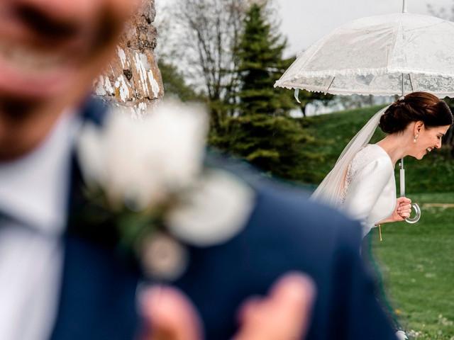 Lluvia en la boda: 10 básicos para celebrar con una tormenta de amor