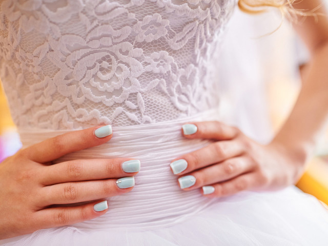Colores de uñas para boda: 6 opciones para una manicura de novia perfecta