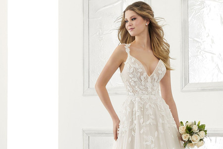 Vestidos de novia Morilee 2021, hermosos diseños para todas las figuras