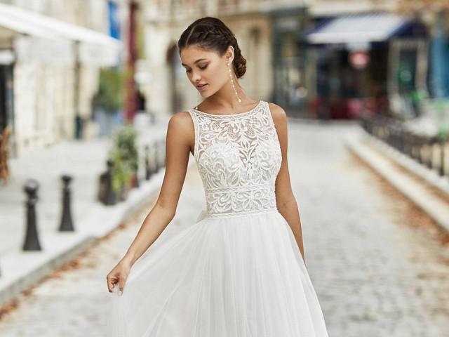 Vestidos de novia Rosa Clará 2021: cuatro colecciones que te harán suspirar