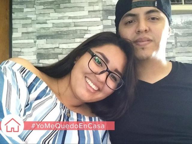 Con los 50 mil pesos del sorteo, Roberto y Lucero cumplirán un sueño