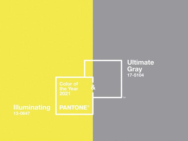 Bodas en 'Illuminating' y 'Ultimate Gray': 35 ideas con los colores Pantone 2021