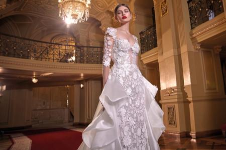 Galia Lahav 2020: vestidos de novia para un look de estrella