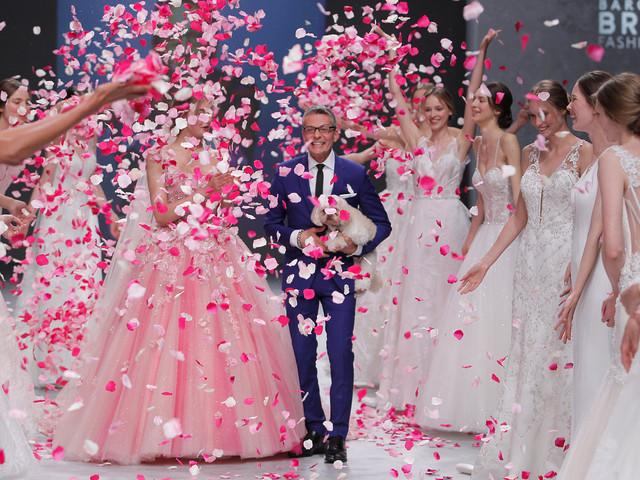 """Vestidos de novia Randy Fenoli 2020: """"sí quiero esta colección"""""""