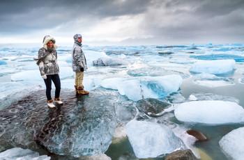 Luna de miel en Islandia: amor en el país del hielo y el fuego